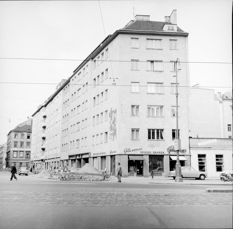 Wien 2, Rotensterngasse