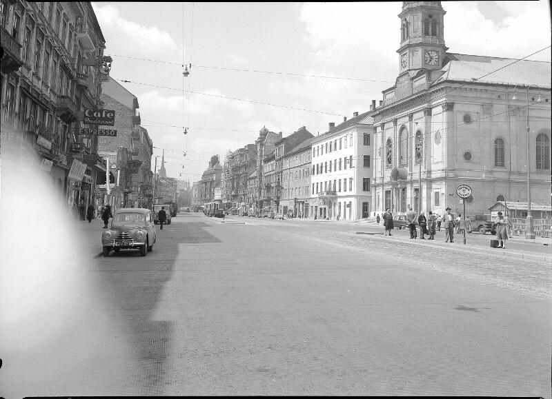 Wien 2, Praterstraße bei 47