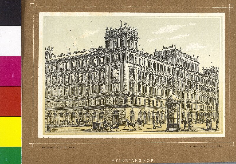 Wien 1, Heinrichhof