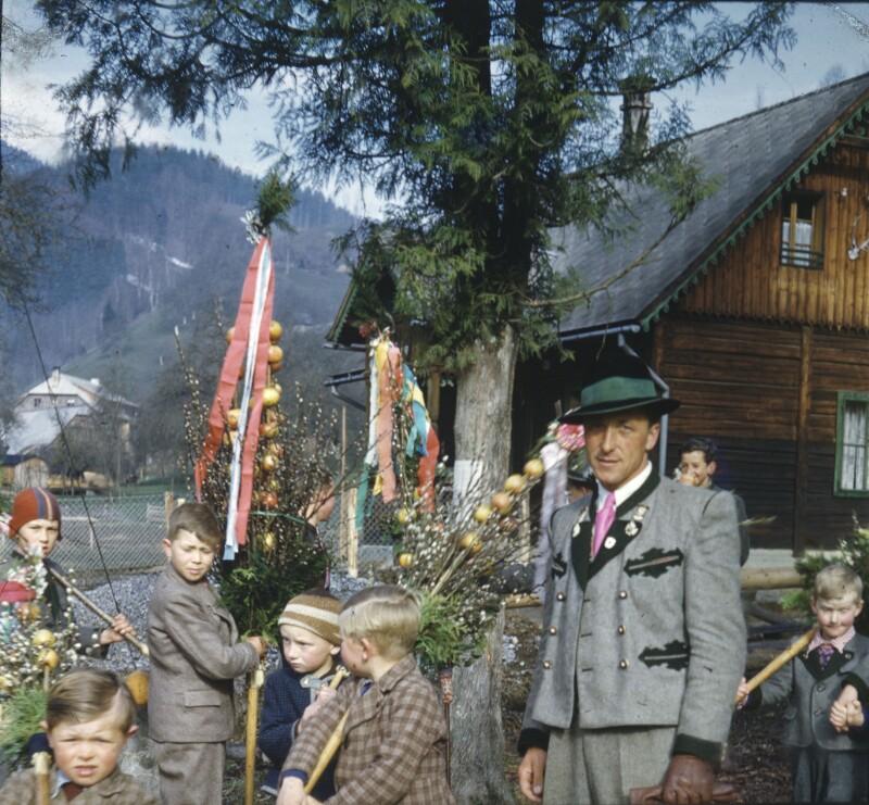 Palmsonntag 1953