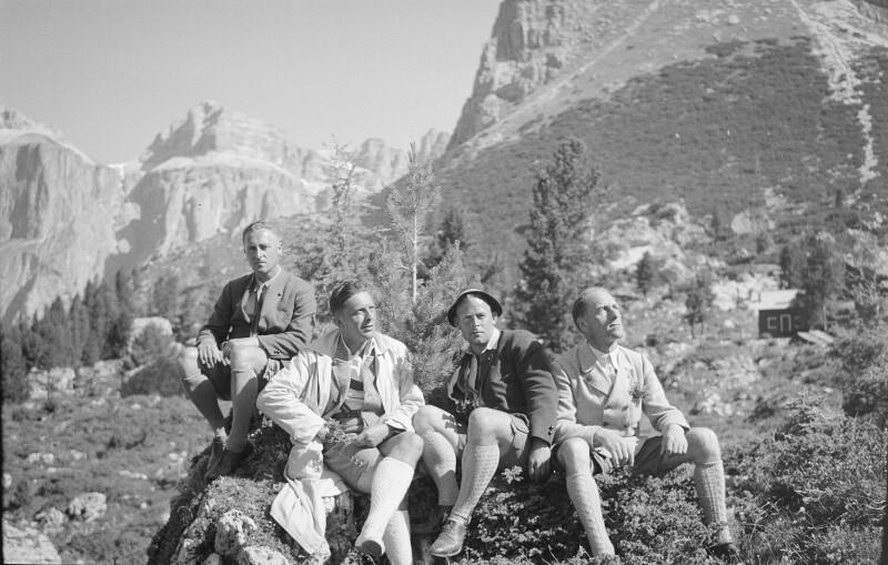 Dolomiten 1933