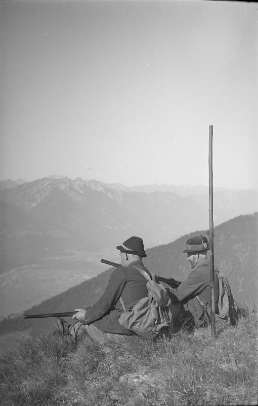 Auf der Jagd in Kärnten