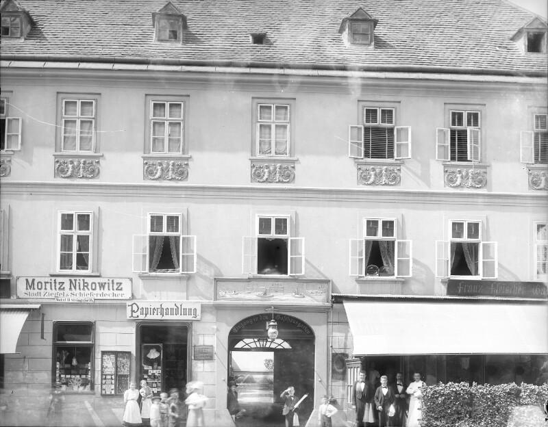 Wien 3, Landstraßer Hauptstraße 110