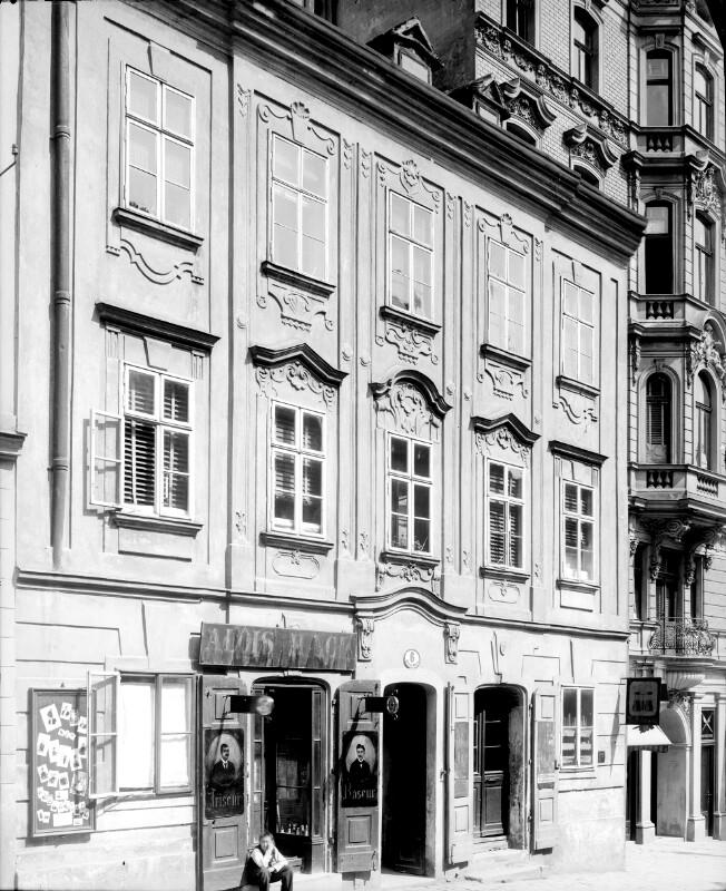 Wien 8, Strozzigasse 6