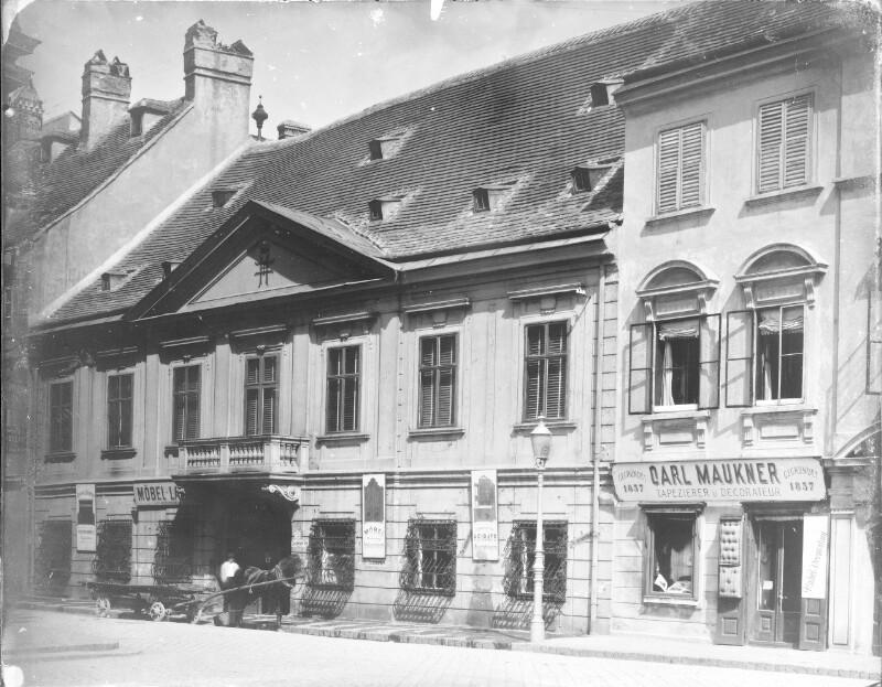Wien 7, Lindengasse 4