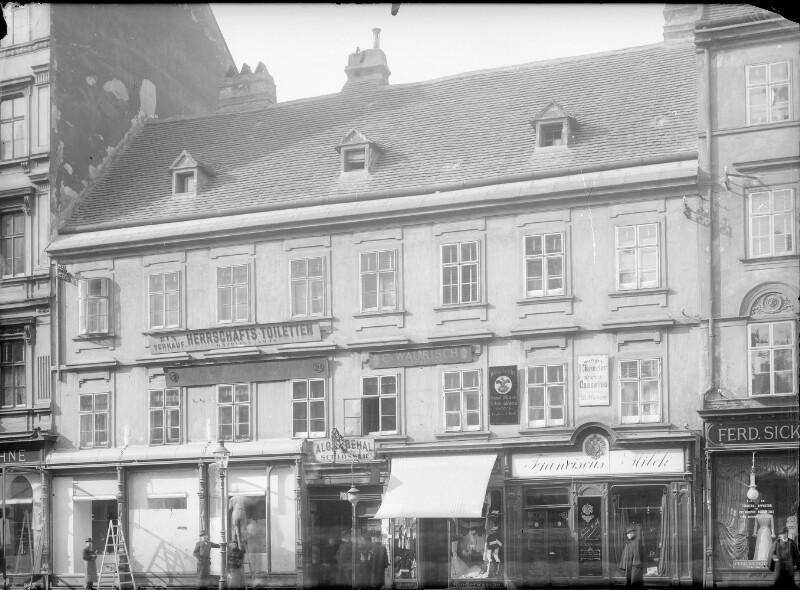 Wien 7, Mariahilferstraße 52