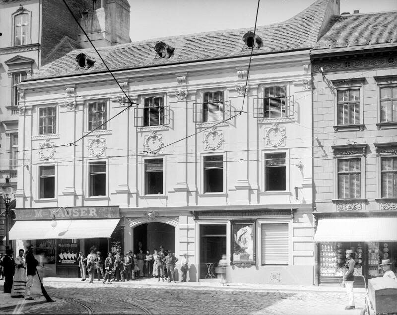 Wien 7, Neubaugasse 39