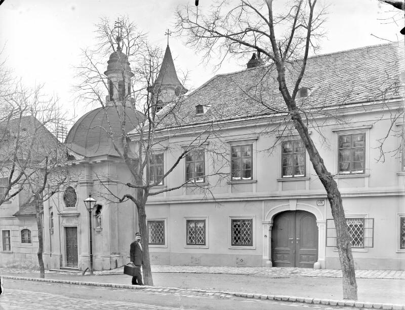 Wien 18, Gersthoferstraße 129