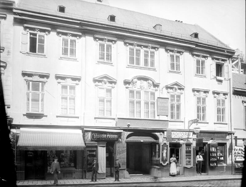 Wien 7, Neubaugasse 10