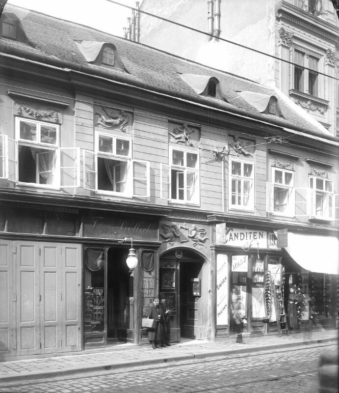 Wien 7, Neubaugasse 19