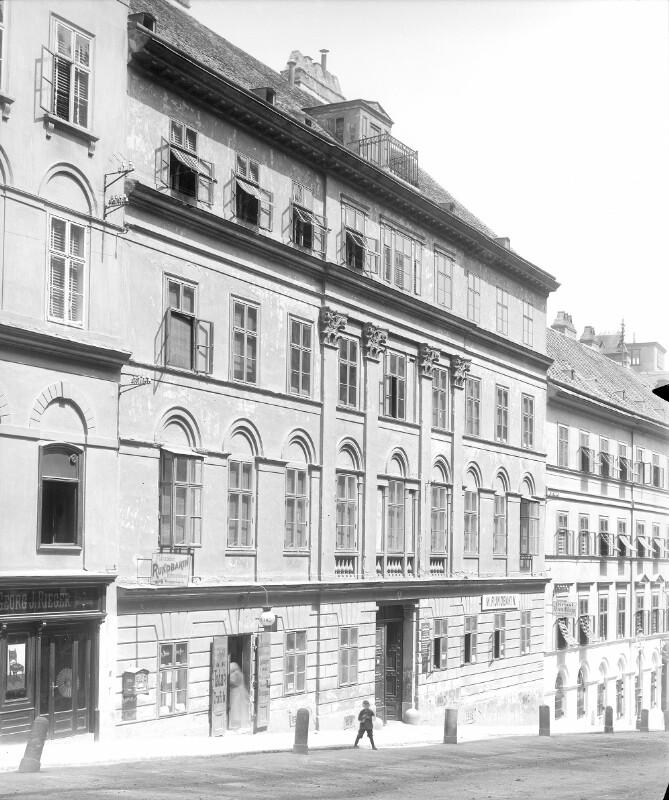 Wien 9, Berggasse 3