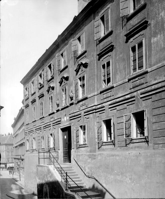 Wien 9, Boltzmanngasse 20