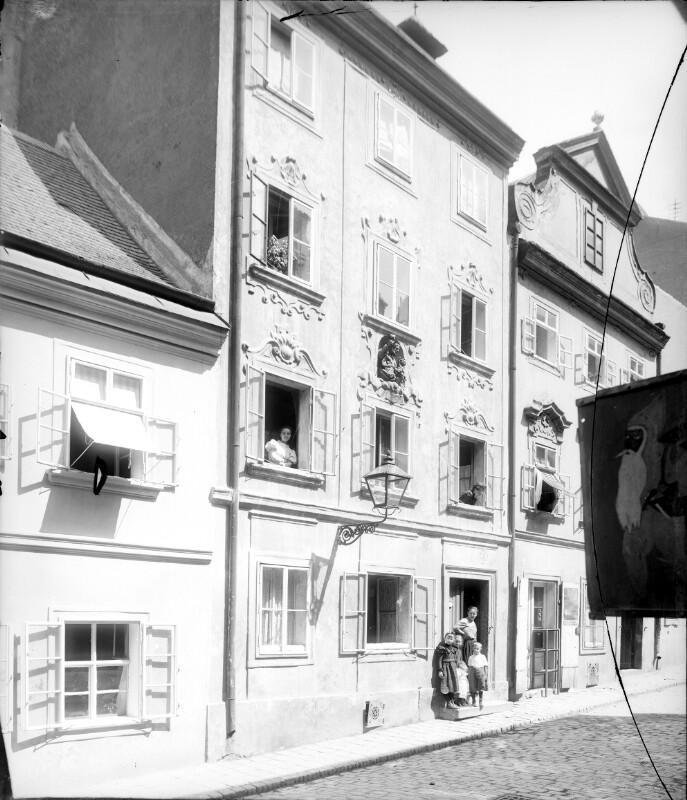 Wien 7, Spittelberggasse 20