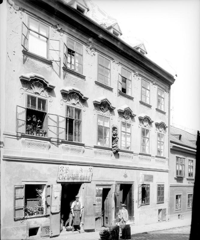 Wien 7, Spittelberggasse 11