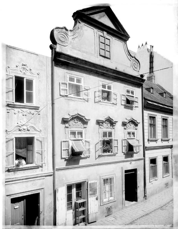 Wien 7, Spittelberggasse 18