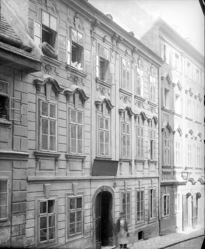 Wien 7, Spittelberggasse 29