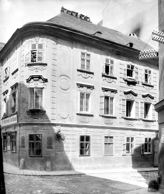 Wien 7, Spittelberggasse 35