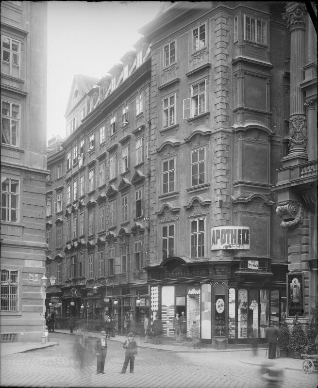 Wien 1, Am Hof 1