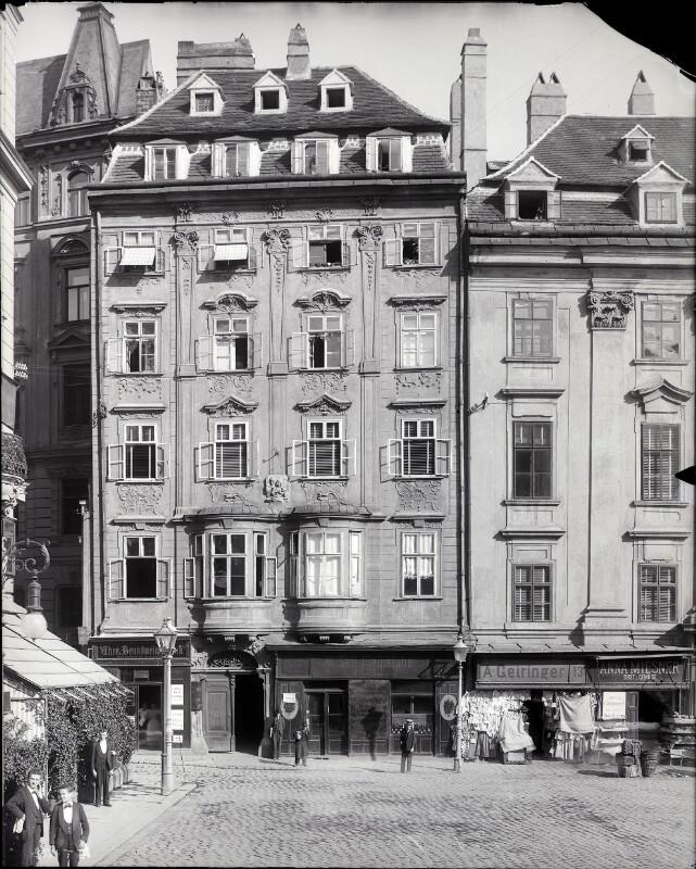 Wien 1, Am Hof 12 ( Konskriptionsnummer 419)