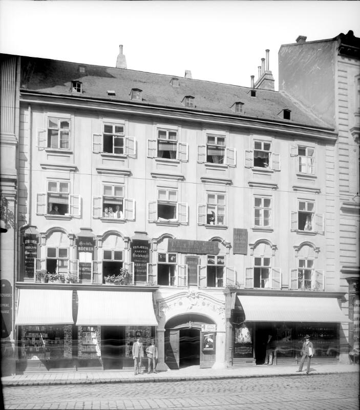 Wien 7, Stiftgasse 5
