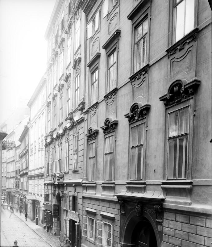 Wien 1, Annagasse 6ff