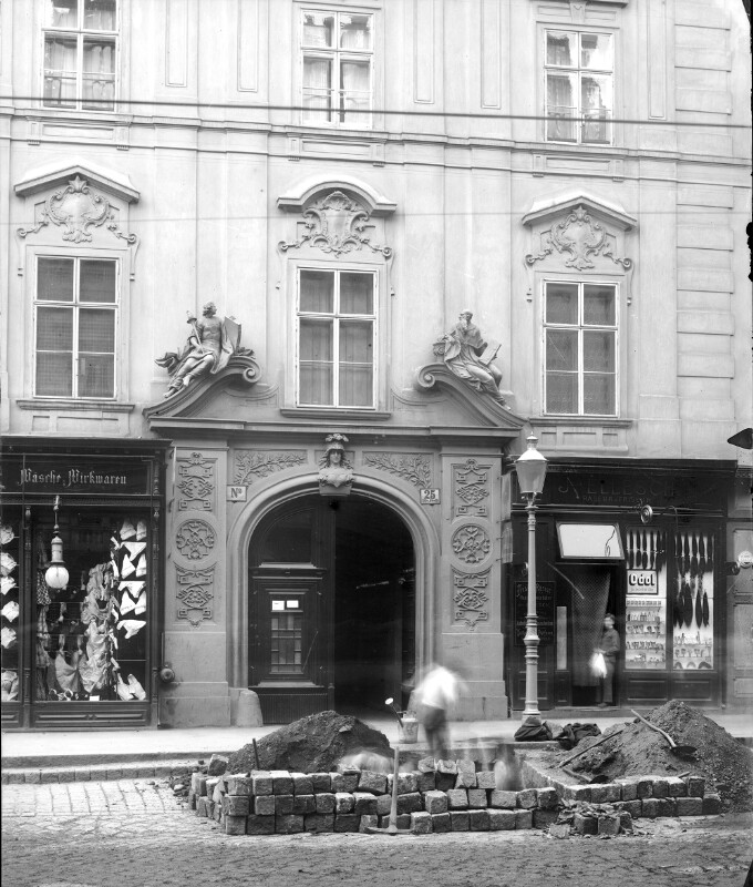 Wien 8, Alserstraße 25