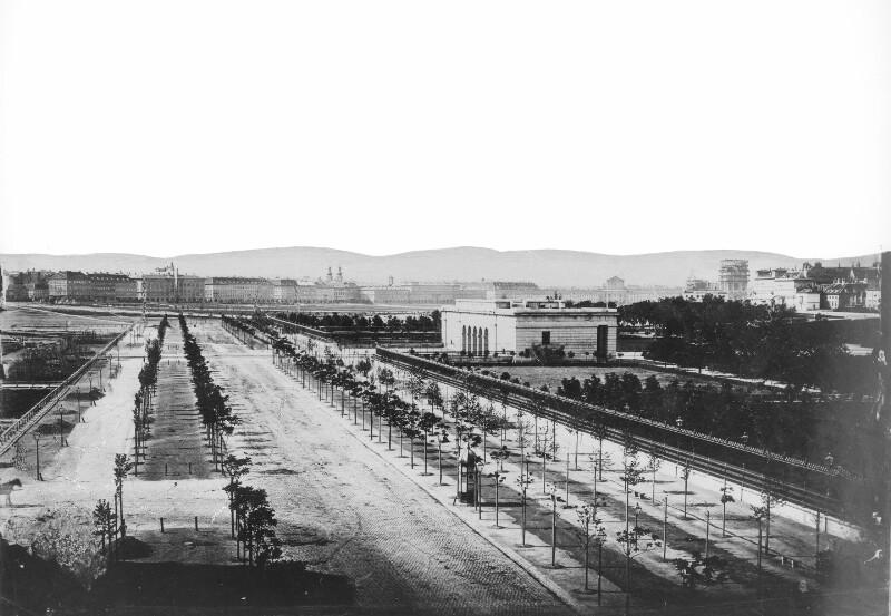 Wien 1, Ringstraße (Burgring)