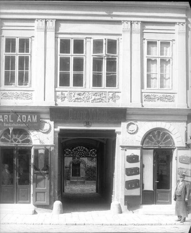 Wien 5, Kettenbrückengasse 15