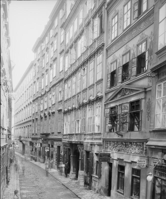 Wien 1, Annagasse 14ff