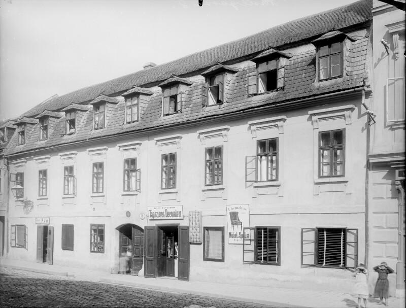 Wien 14, Nisselgasse 8