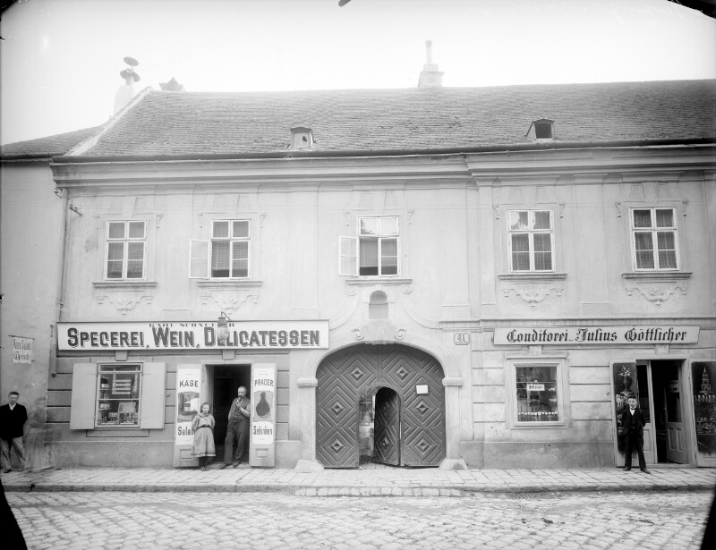 Wien 14, Penzingerstraße 41