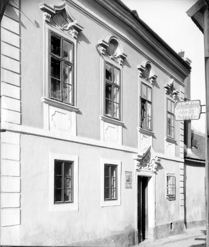 Wien 19, Kahlenbergerstraße 4