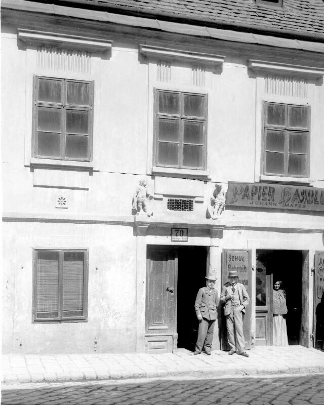Wien 5, Schönbrunnerstraße 70