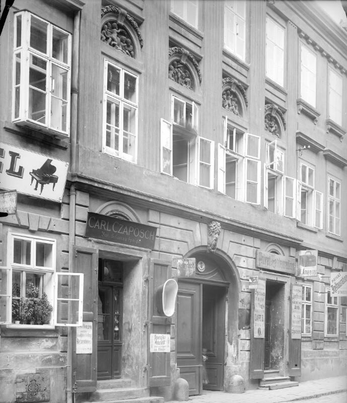 Wien 7, Andreasgasse 5