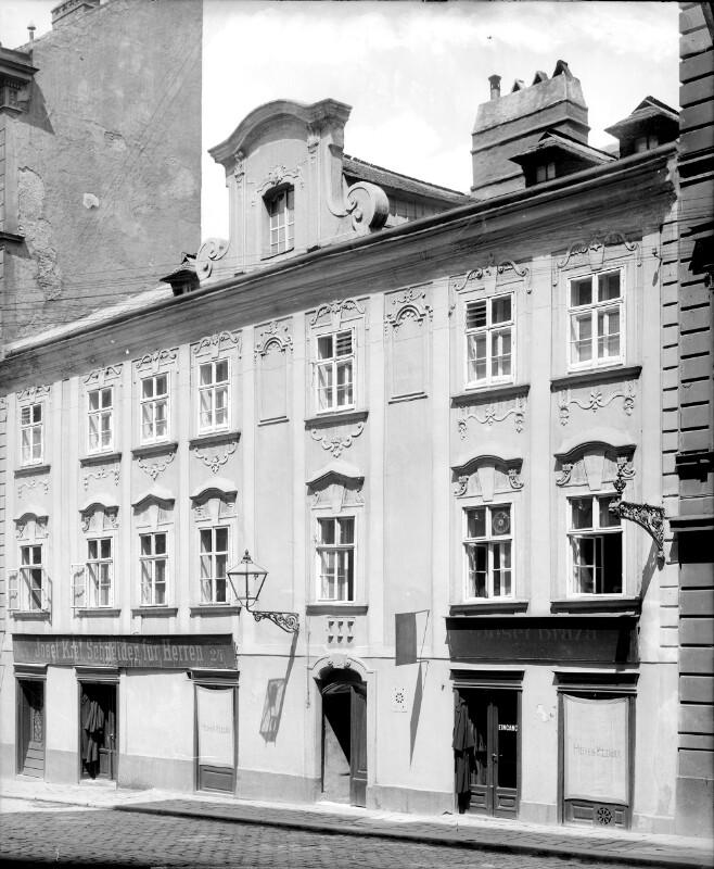 Wien 7, Breite Gasse 10
