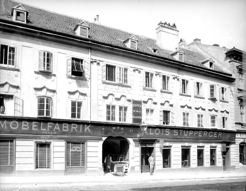 Wien 7, Breite Gasse 11