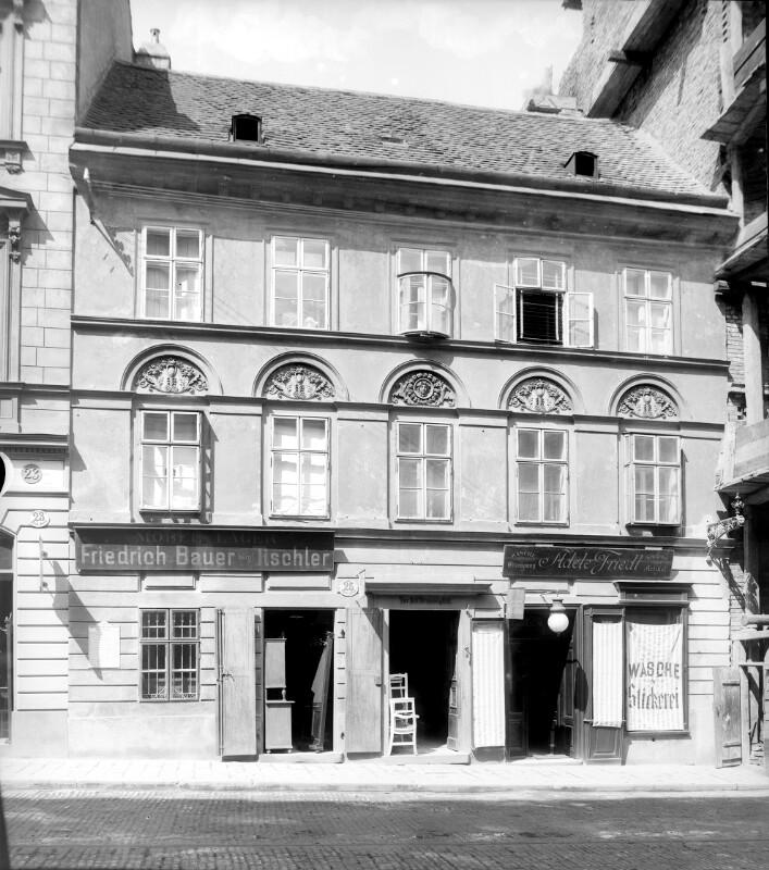 Wien 7, Breite Gasse 15
