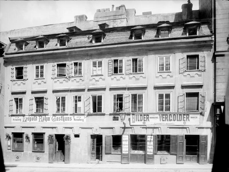 Wien 7, Breite Gasse 16
