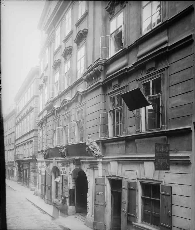 Wien 1, Bäckerstraße 8-12