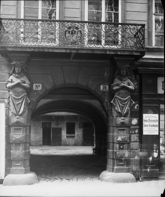 Wien 1, Bäckerstraße 16