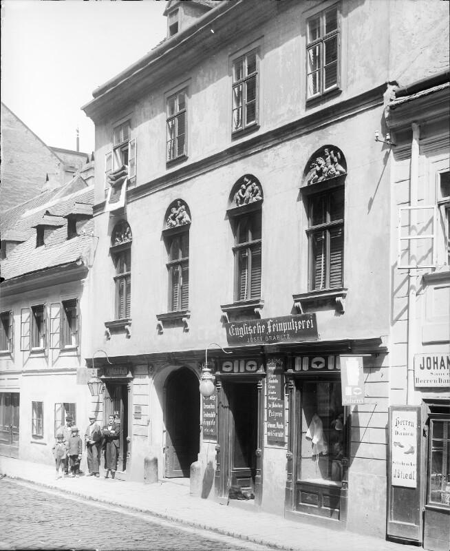 Wien 2, Kleine Pfarrgasse 19