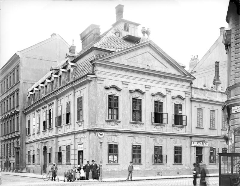 Wien 3, Barichgasse 7