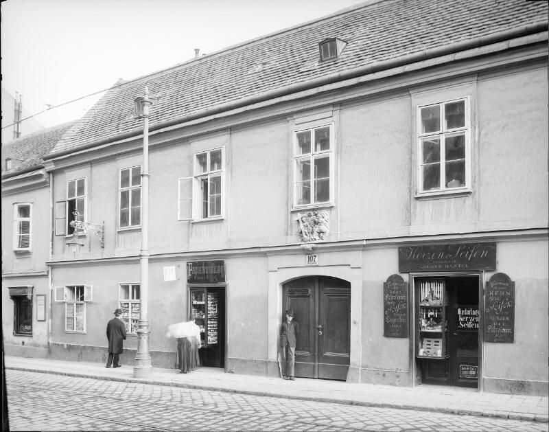 Wien 7, Burggasse 107