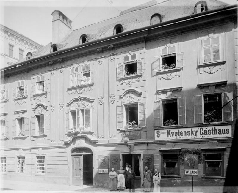 Wien 7, Fassziehergasse 19