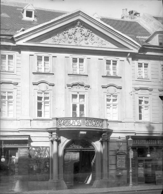 Wien 3, Landstraßer Hauptstraße 19