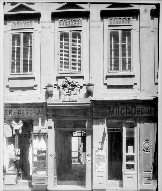 Wien 8, Lerchenfelderstraße 20