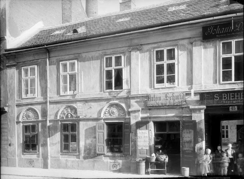 Wien 15, Sechshauserstraße 45