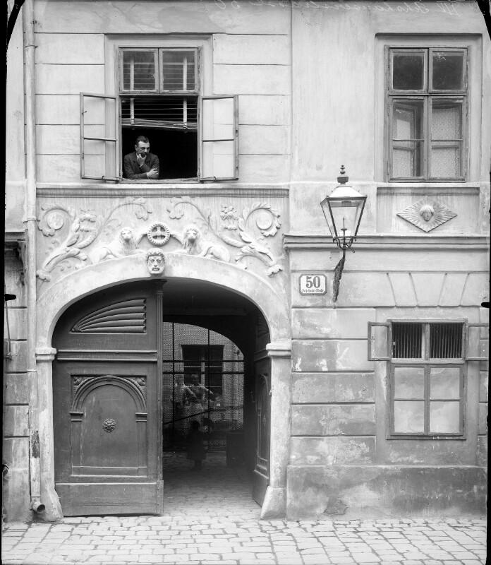 Wien 15, Sechshauserstraße 50