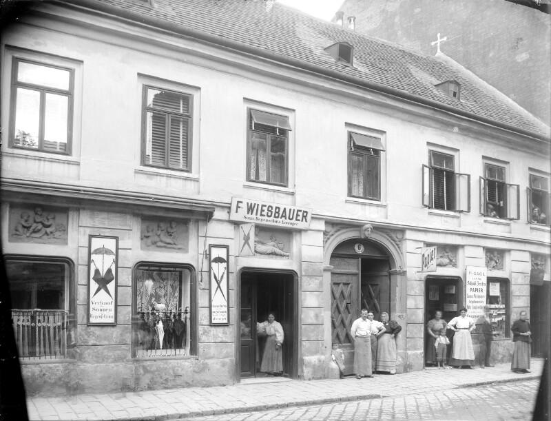 Wien 15, Reindorfgasse 6