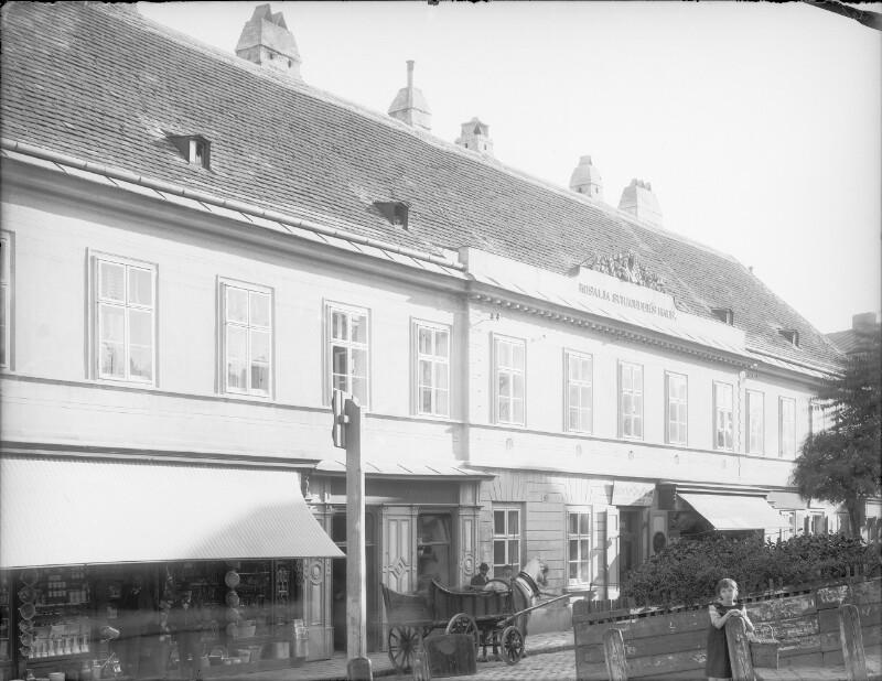 Wien 15, Schwendergasse 43